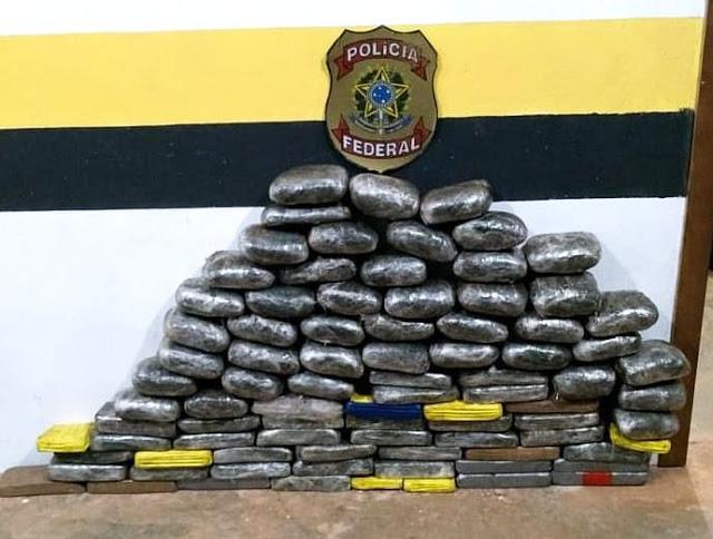 PF prende chefe do tráfico de RO numa fortaleza subterrânea na Bahia