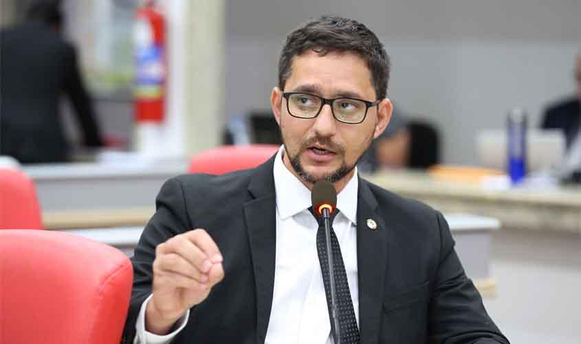 Governo atende deputado Anderson Pereira e lança edital para contratação de mais de 230 vigilantes para as escolas estaduais em Rondônia
