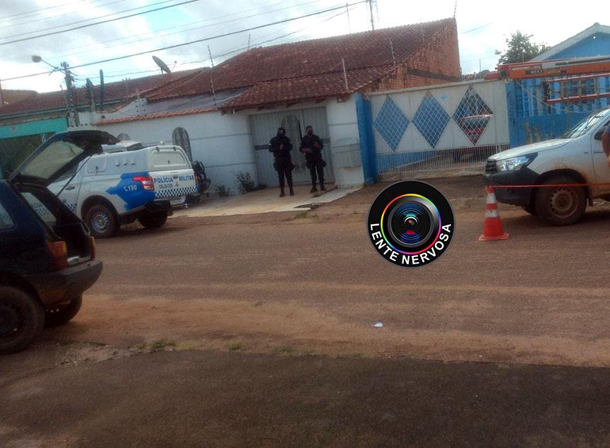 NÃO PODE – Polícia é acionada após funcionários da Energisa cortarem energia em residência na zona sul