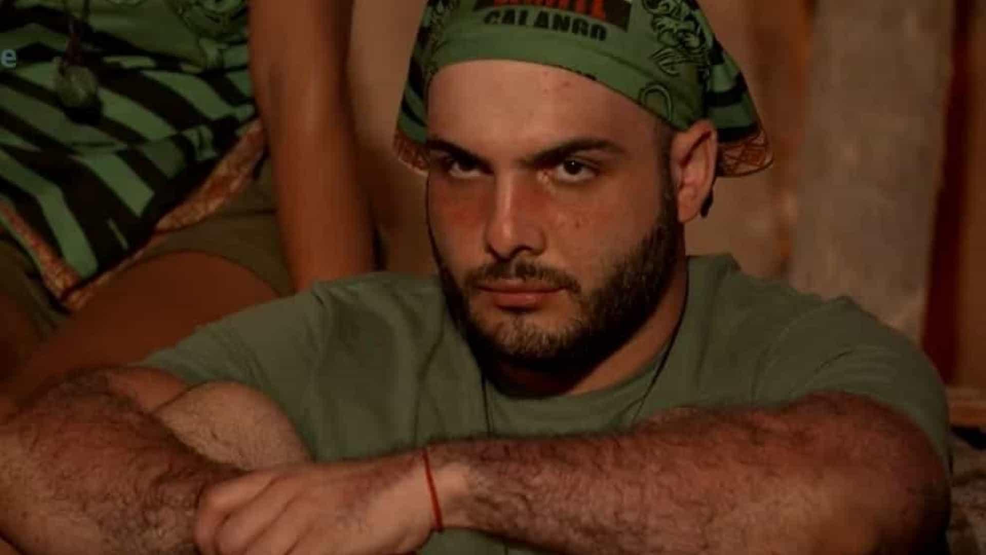Mahmoud é o primeiro eliminado do reality No Limite