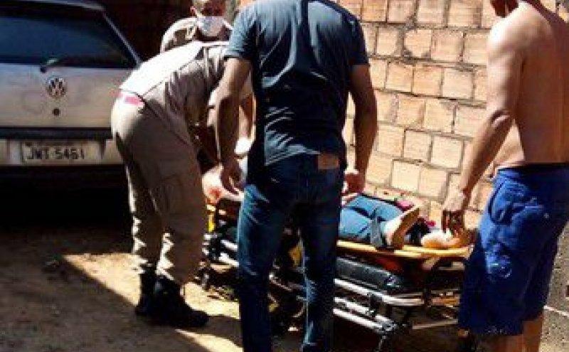 Mulher é morta a pauladas pelo marido na frente do filho em Ji-Paraná