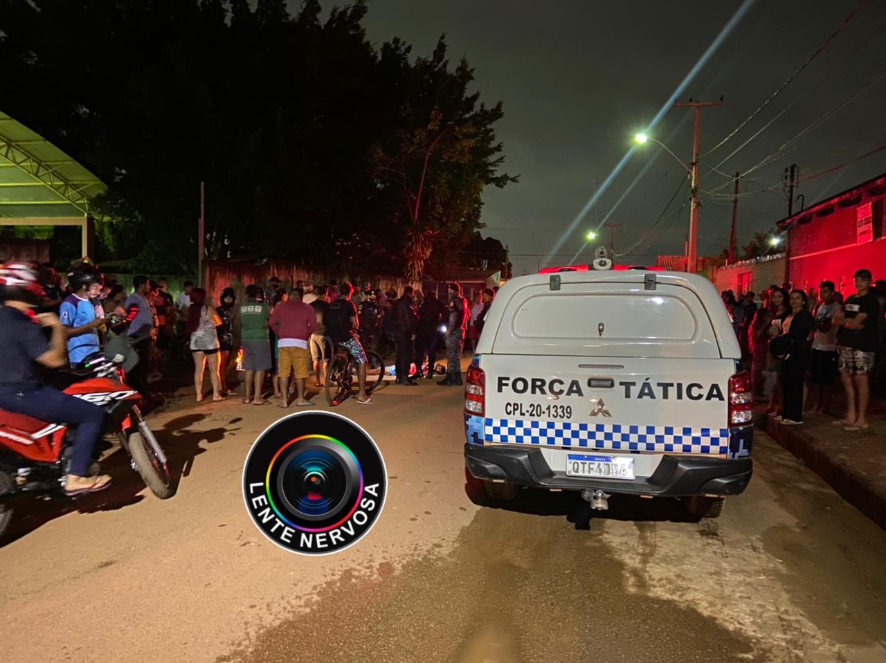 IDENTIFICADO – Dupla em moto tenta executar rival na zona sul da capital – VÍDEO