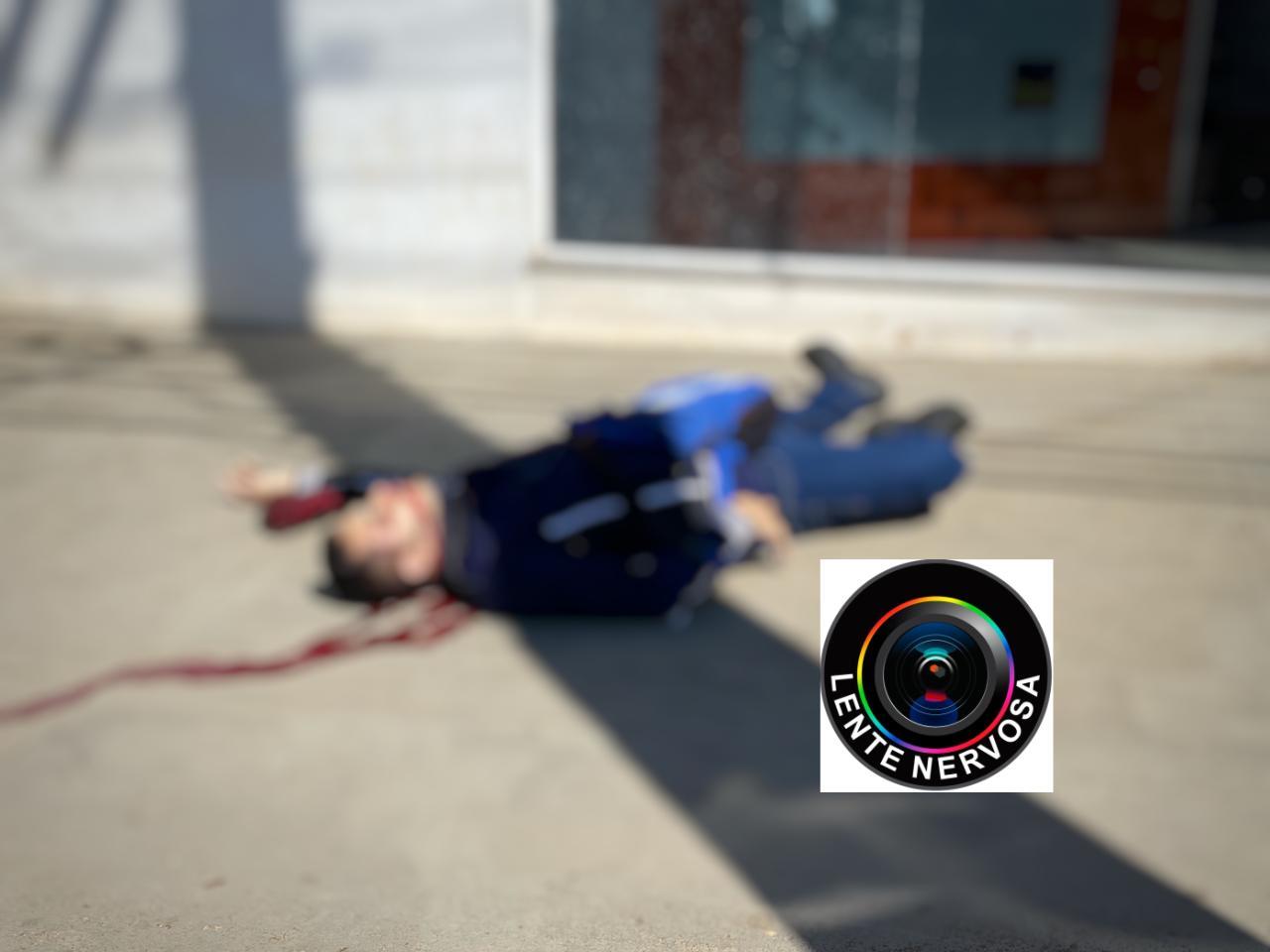URGENTE – Assaltante é morto com tiro no peito em frente ao Porto Velho Shopping
