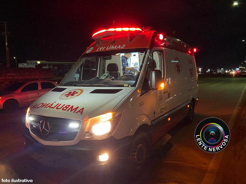 QUEBRADAS – Grávida fica sem atendimento por falta de ambulância no Samu e marido registra ocorrência