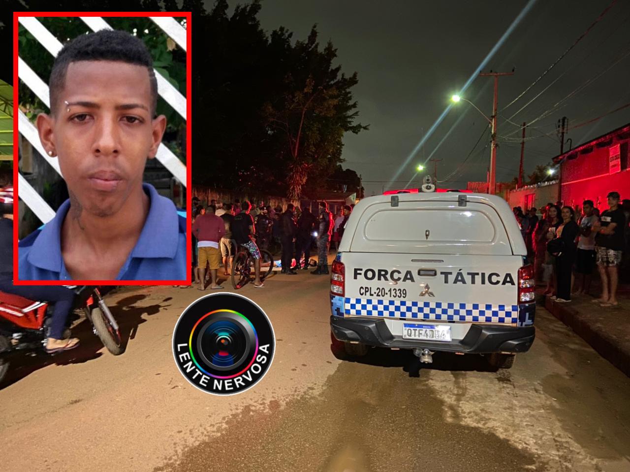 Homem baleado por dupla no Bairro Cidade Nova morre no Hospital João Paulo II