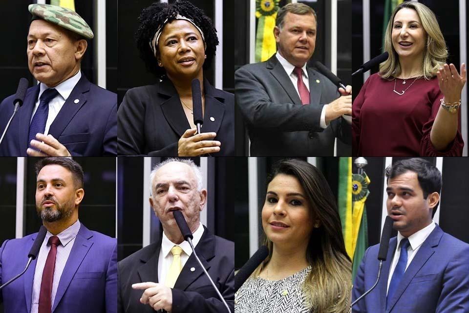 CONTRA O POVO – Confira lista de deputados federais que foram favoráveis ao aumento da energia elétrica em Rondônia; VEJA LISTA