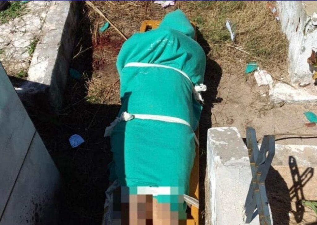 Jovem é estuprada e tem cabeça esmagada em cemitério de Manaus
