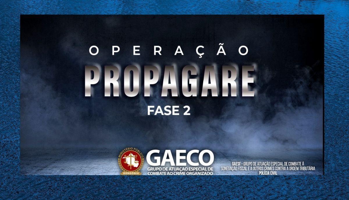 OPERAÇÃO PROPAGARE – Secretário Júnior Gonçalves é suspeito de liderar organização criminosa
