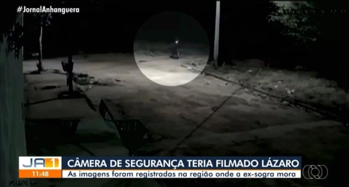 Câmera filmou Lázaro horas antes de ser morto em Águas Lindas de Goiás – VÍDEO