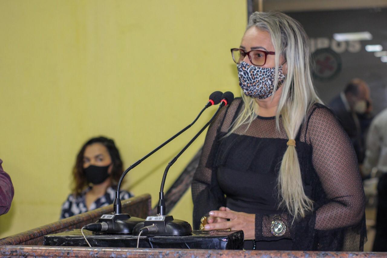 Vereadora Márcia Socorristas Animais vota favorável aos Servidores Públicos de Porto Velho