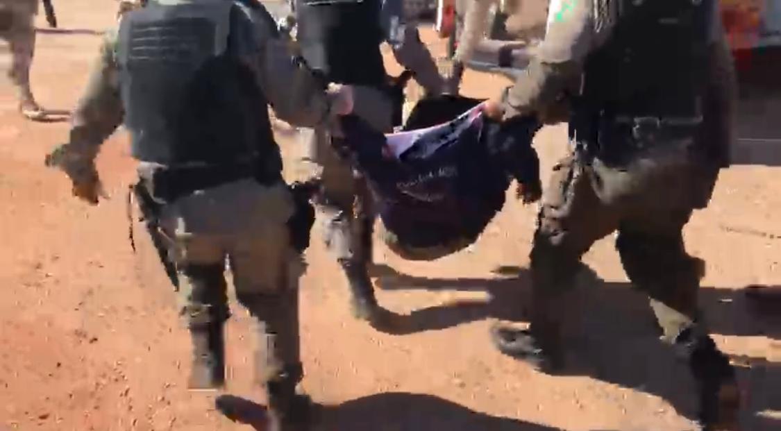 Assfapom parabeniza policiais de Goiás em ação que cessou ações criminosas de Lázaro e ressalta importância de valorização dos militares