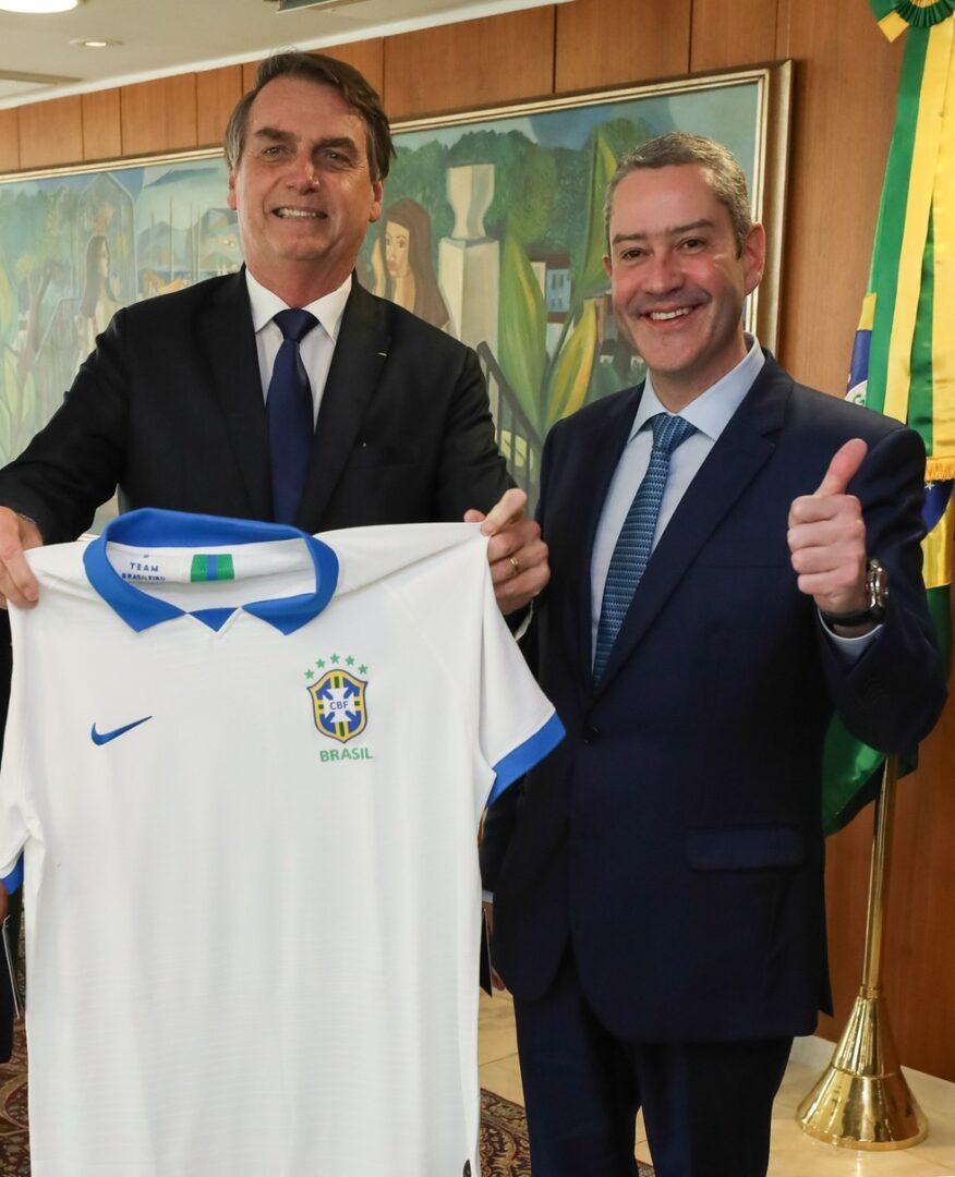 Bolsonaro reforça apoio à Copa América em reunião da Conmebol recusada por capitães