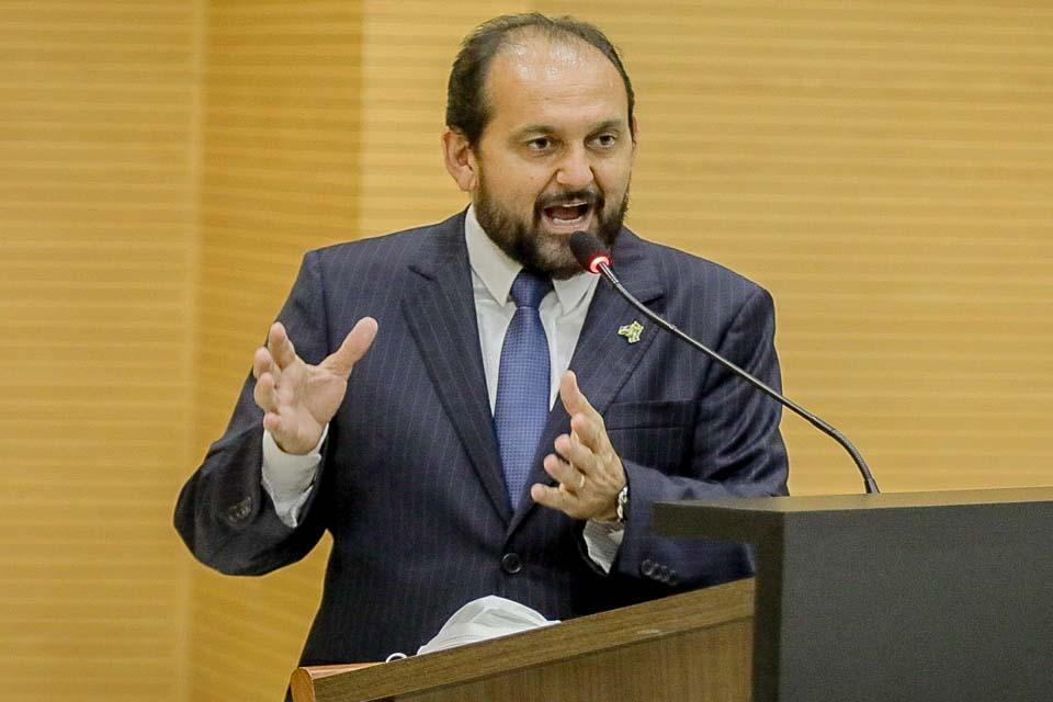 DER atende requerimento do deputado Laerte Gomes e órgão inicia recuperação da RO-478 em Costa Marques