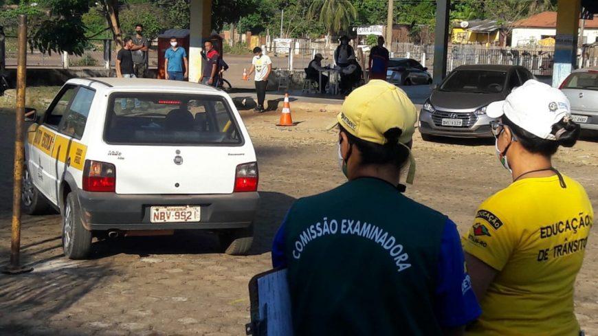 Detran Rondônia disponibiliza resultados de exames e emissão de CNH de forma on-line