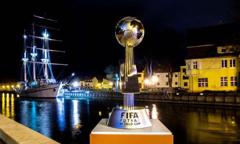 Futsal: buscando o 8º título, Brasil conhece grupo da Copa do Mundo