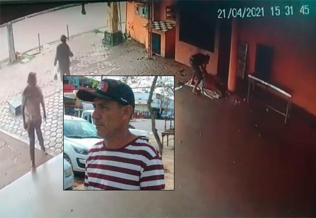Localizado acusado de tentar matar morador de rua a pedradas em Porto Velho