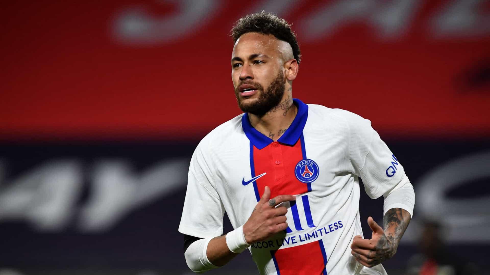 Relatório aponta Neymar como o 71º jogador 'mais caro' das 5 ligas europeias