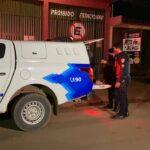 Idoso é preso após ameaçar esfaquear ex-mulher no Bairro Teixeirão