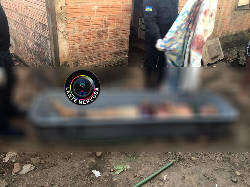 FATAL – Apenado é executado com tiro no tórax no Bairro Cascalheira