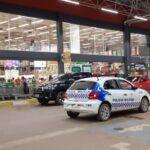 Tiros são disparados durante assalto à cliente no hipermercado Atacadão, em Porto Velho
