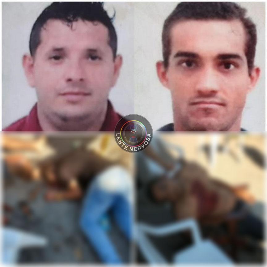 Homens são executados a tiros durante bebedeira em Rondônia