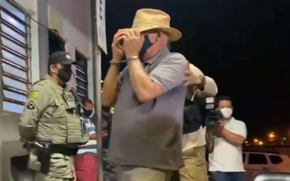 Fazendeiro e caseiro são presos suspeitos de ajudarem na fuga de Lázaro Barbosa – VÍDEO