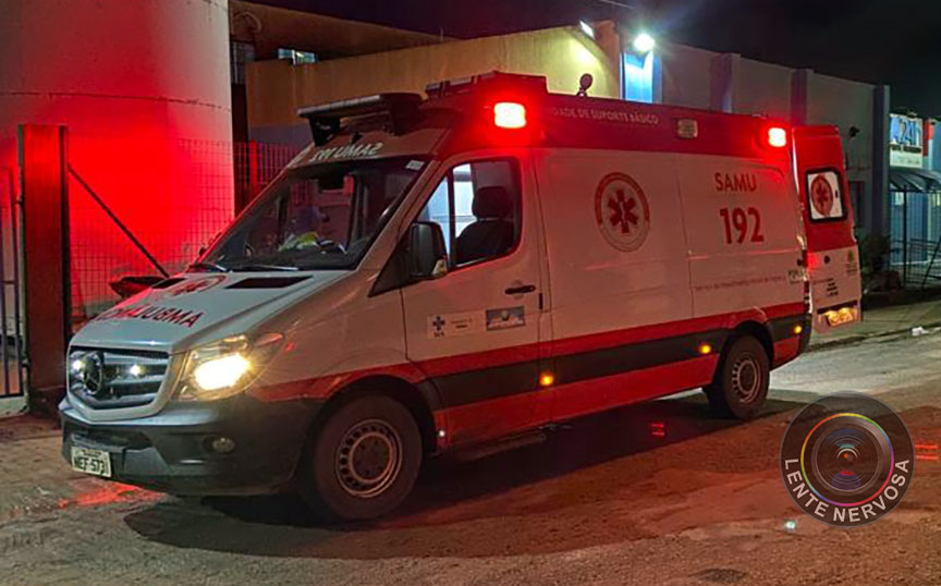 IDENTIFICADO – Jovem de 19 anos morre esfaqueado no peito durante bebedeira na zona leste da capital