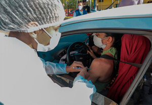 Pessoas a partir de 40 anos começam a ser vacinadas na segunda-feira em Porto Velho