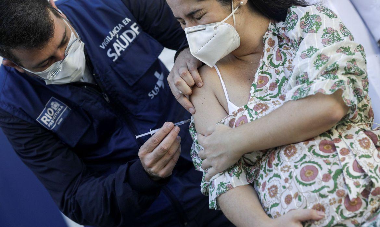 Mortalidade materna por covid-19 é 2,5 vezes maior que taxa nacional