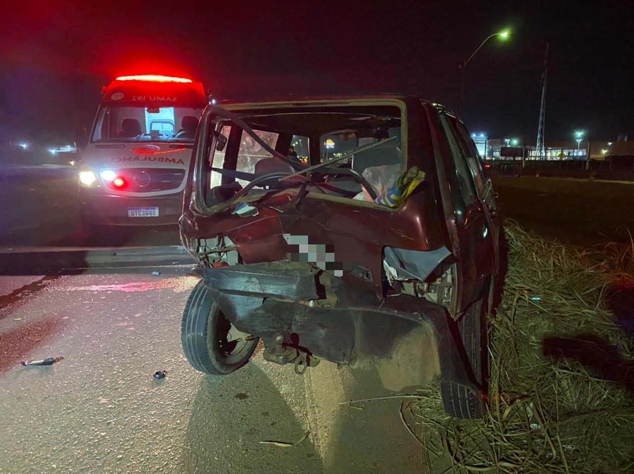 acidente BR-364