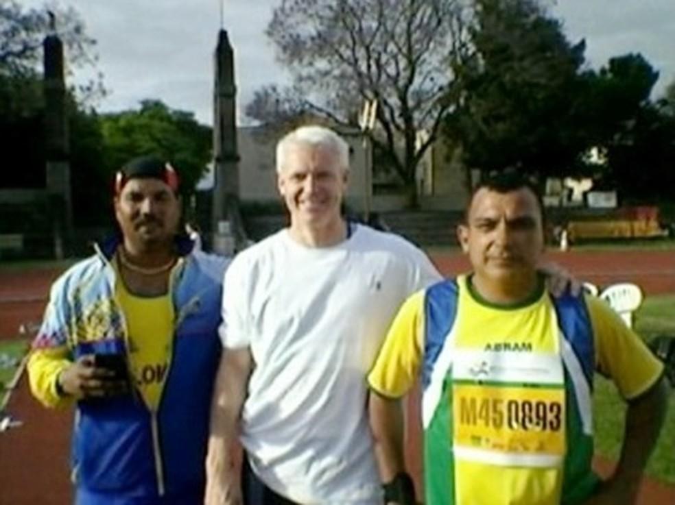 Da Costa participa de provas de atletismo master no Rio de Janeiro ainda em julho