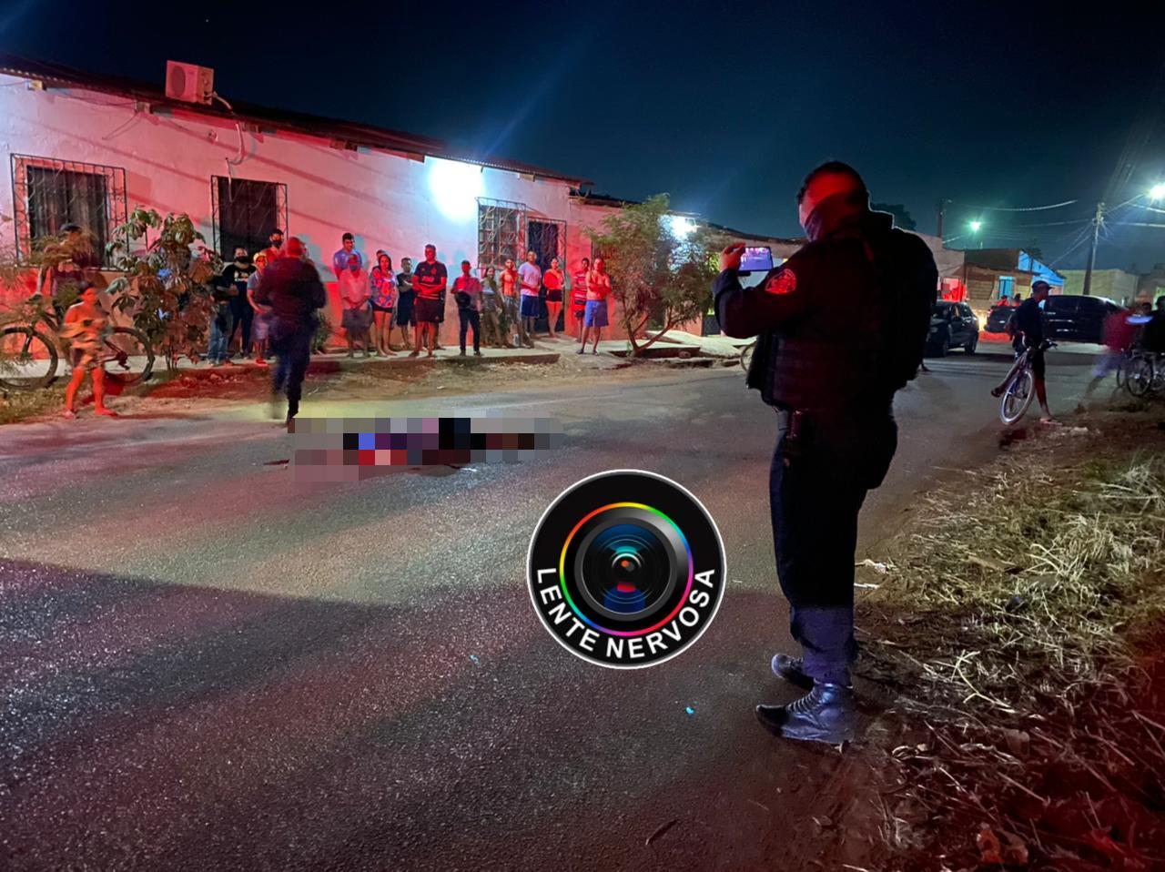 URGENTE – Jovem é executado a tiros na zona leste da capital