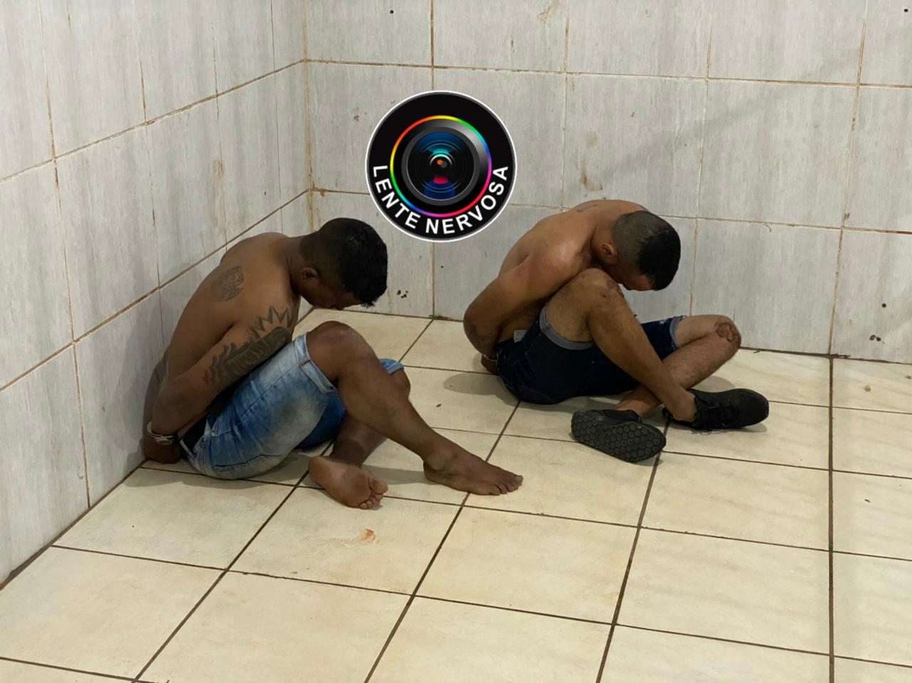 Assaltantes fazem família refém durante roubo de caminhonete e são presos em ação conjunta da PM e PRF