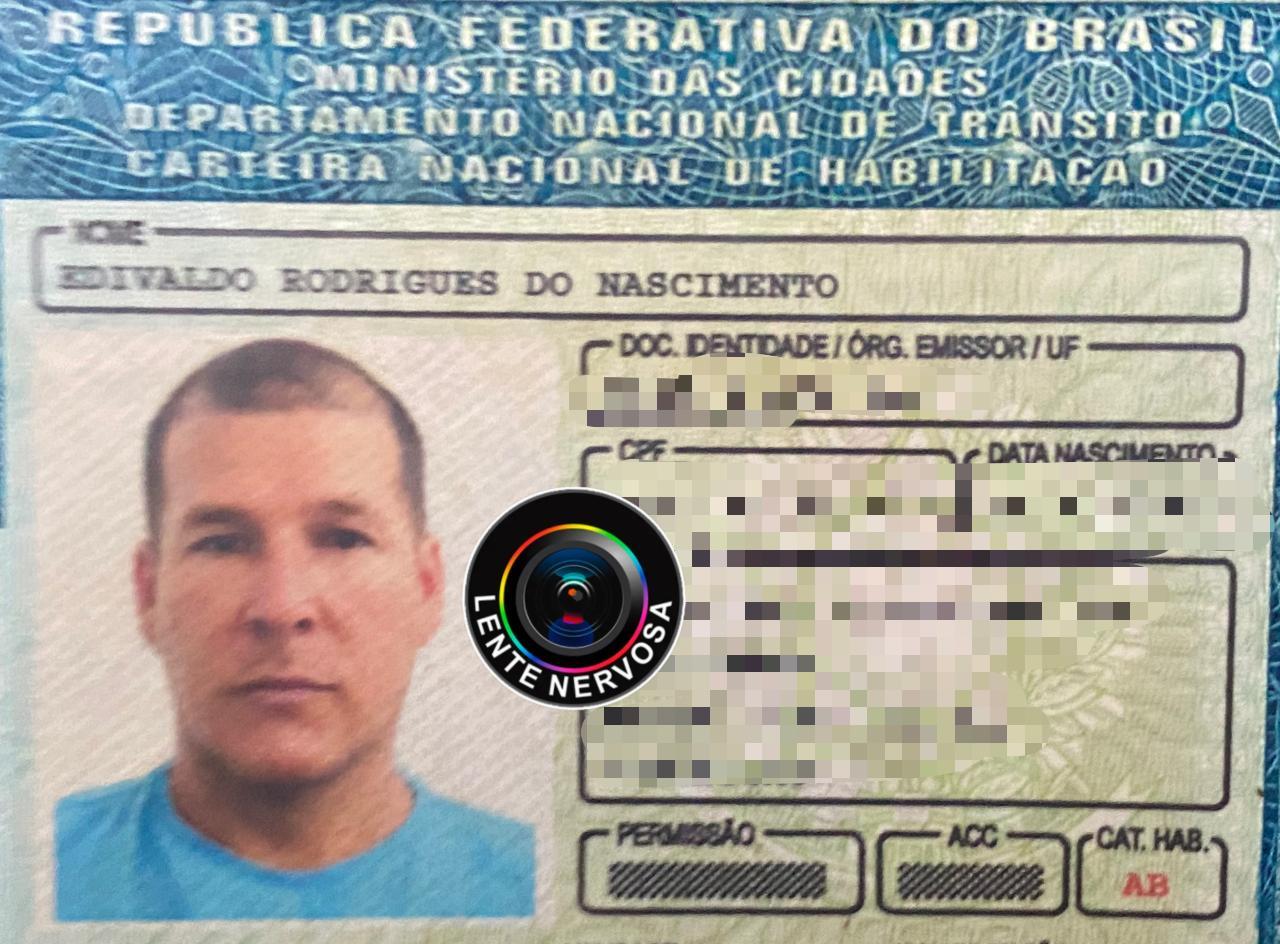 IDENTIFICADO – Motociclista que morreu arrastado por carreta na Jorge Teixeira