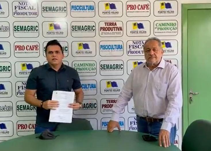 RAMAIS – Semagric realizará serviços a pedido do vereador Edimilson Dourado
