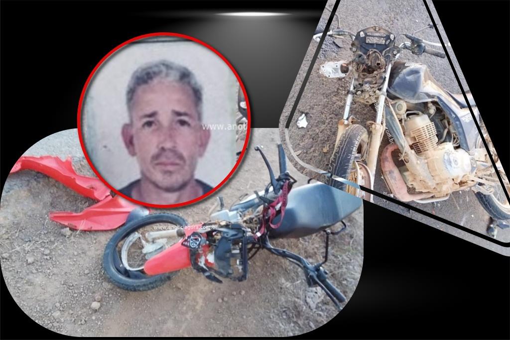 Grave acidente entre motos deixa um morto e três feridos em RO
