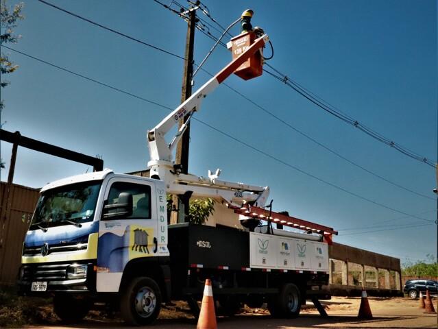 Prejuízo com furto de materiais da iluminação pública chega a R$ 500 mil em 6 meses na capital