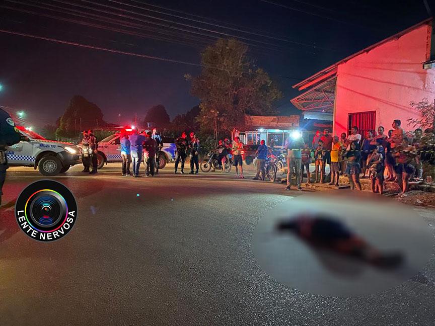 Suspeitos em carro executam jovem no Bairro Três Marias