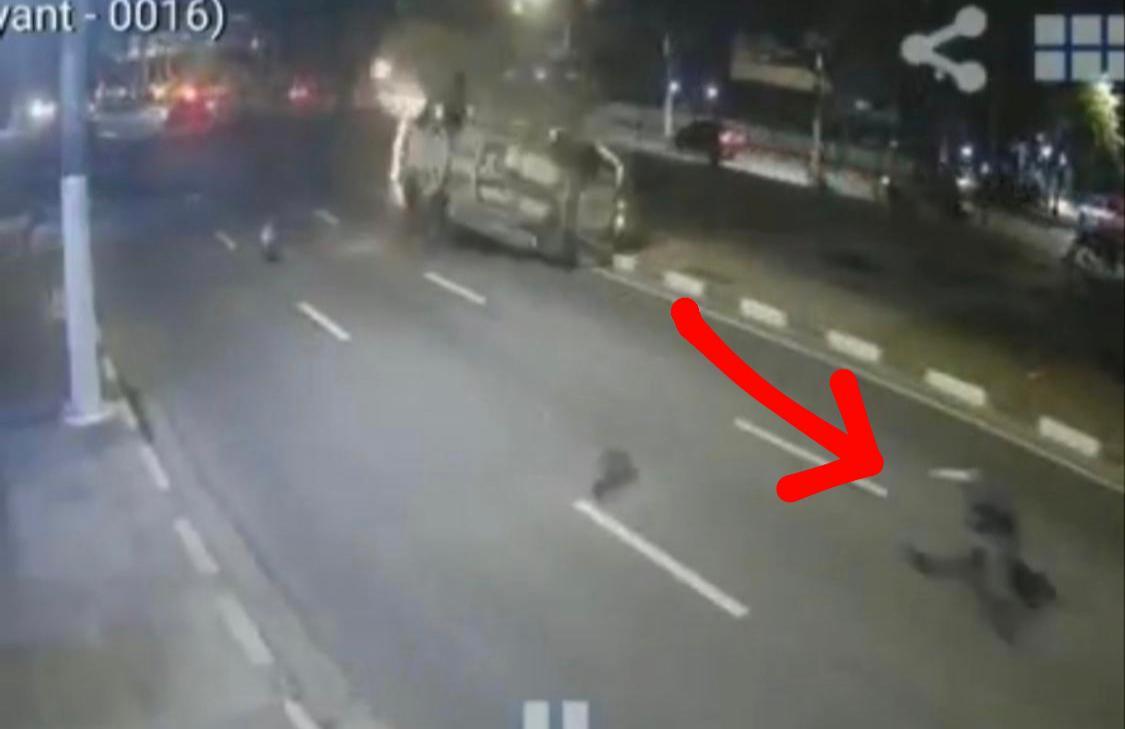 Policial Militar morre ao ser projetado para fora de viatura em capotamento – VEJA O VÍDEO