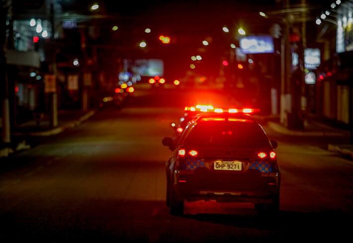 Operação interdita estabelecimentos na madrugada deste domingo em Porto Velho