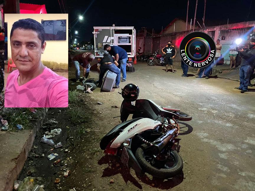Veja quem é o motociclista que morreu após dois acidentes na zona leste