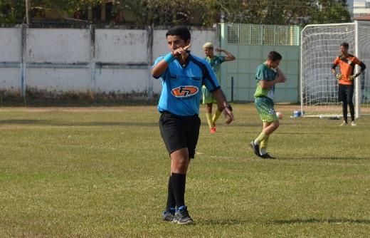 FFER define arbitragem para jogos de ida da semifinal do Rondoniense Sub-20