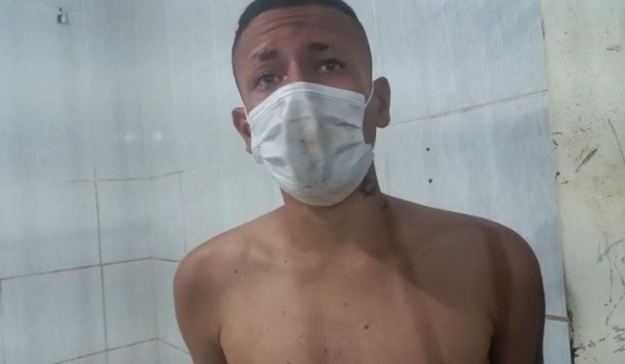 Homem que esfaqueou suspeito de estupro no Orgulho do Madeira é preso pela Polícia Civil