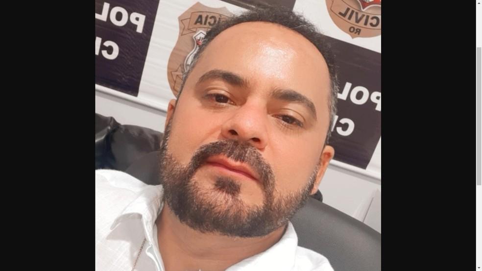 Assassinato do delegado Calixto tem 3 suspeitos, mais de 15 depoimentos e arma sumida há duas semanas em RO