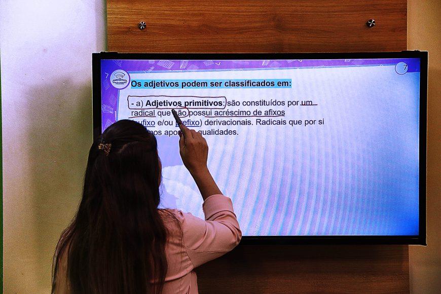 Equipe da Mediação Tecnológica adapta rotina para atender alunos durante pandemia