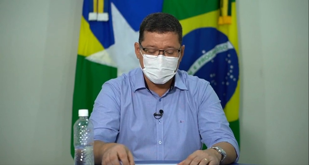 JOGANDO NO VENTILADOR – Daniel Pereira entregou governo de RO devendo R$ 430 milhões, diz Marcos Rocha