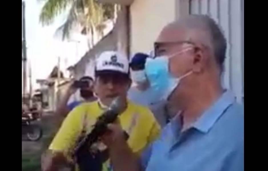 """SANÇÃO PARTIDÁRIA – PSB deve processar Mauro Nazif após """"sim"""" ao voto impresso"""