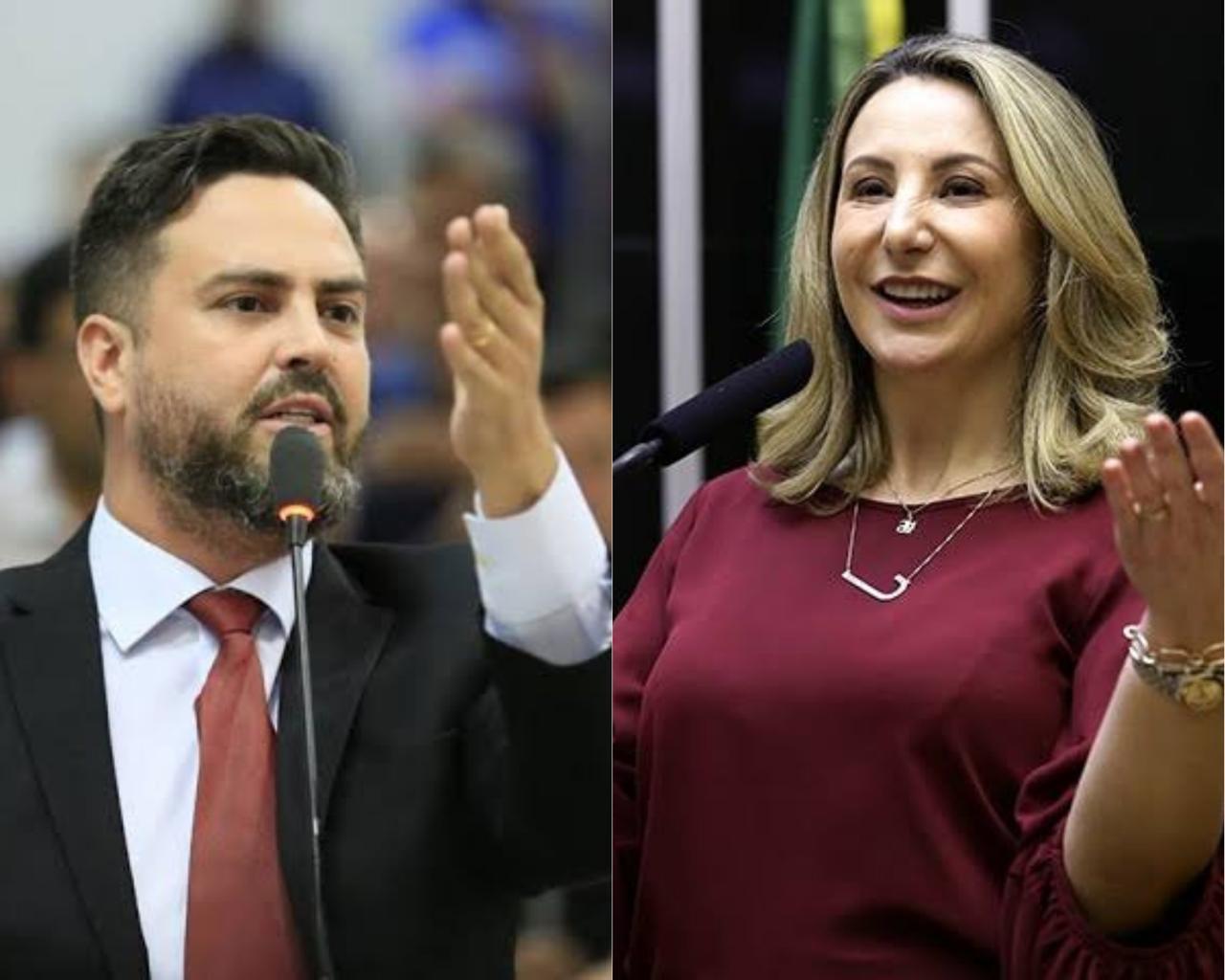 ELEIÇÕES 2022 – Léo Moraes e Jaqueline Cassol podem ser os nomes surpresas na corrida ao Senado