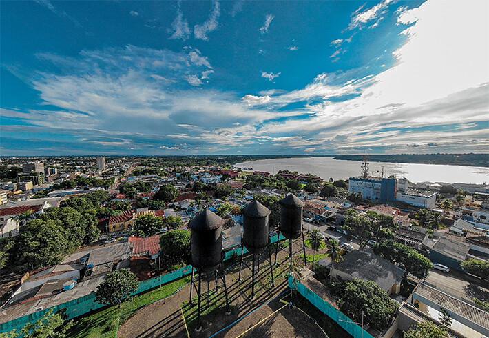 Rondônia ultrapassa 1,8 milhão de habitantes e mais da metade da população está em apenas cinco municípios