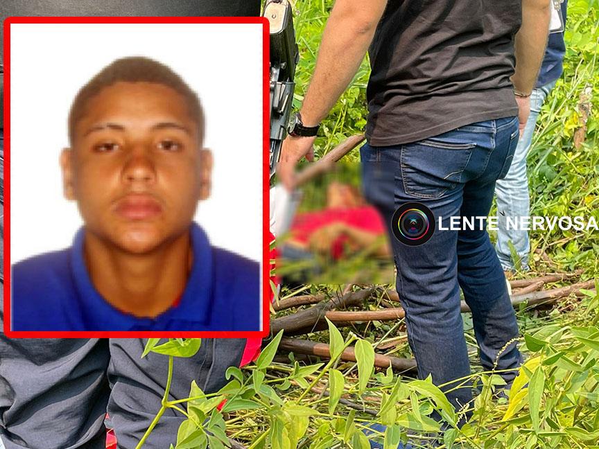 Adolescente executado em matagal havia assassinado cabeleireiro a poucos dias